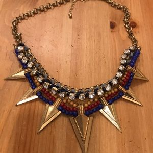 Jewelry - Funky necklace with beading